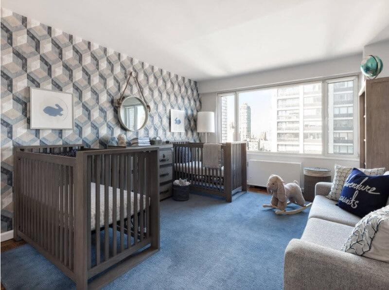 интерьер комнаты мальчика 3 года