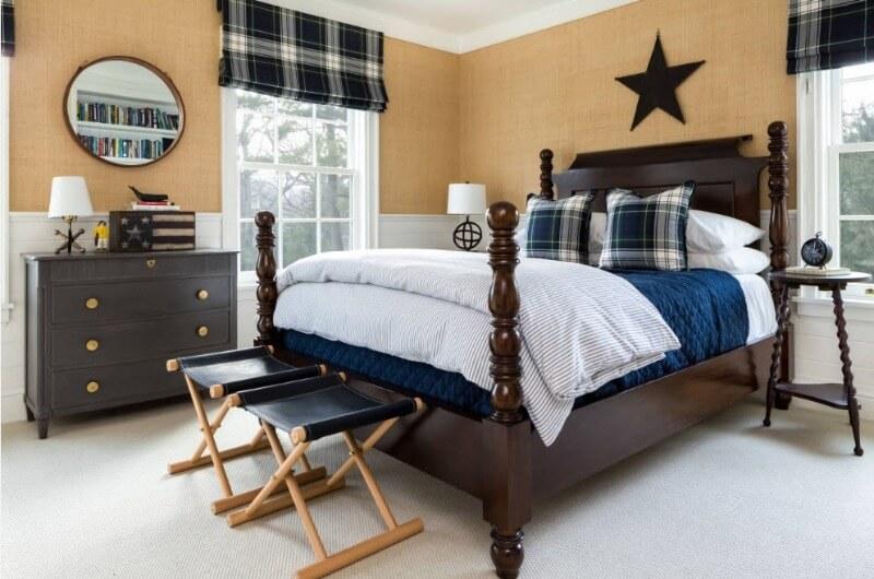 интерьер спальни подростка