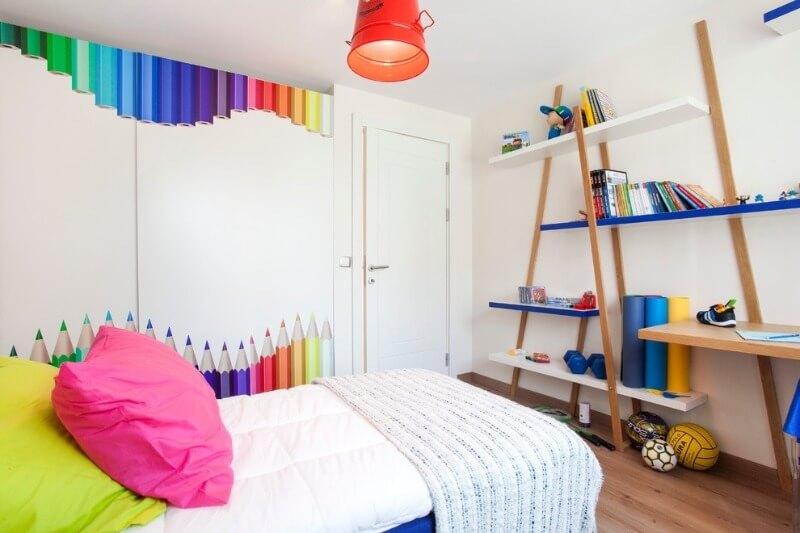 кімната для хлопчика 3-5 років
