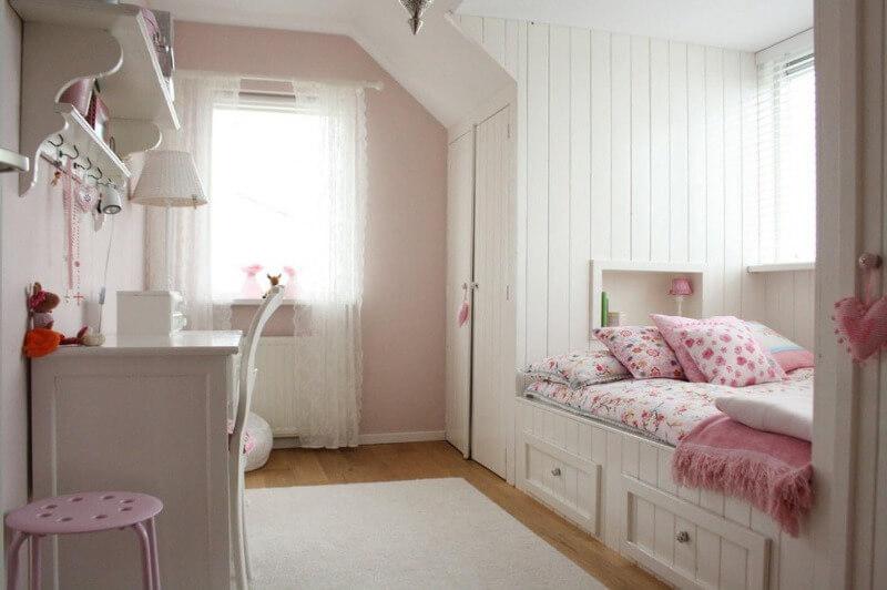 комната детская для девочки