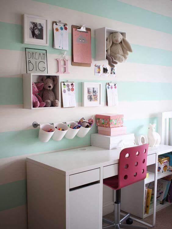 кімната дівчинки 6-8 років