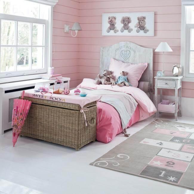планування кімнати дівчинки