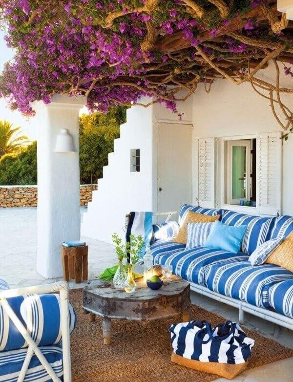 мебель для сада средиземноморская
