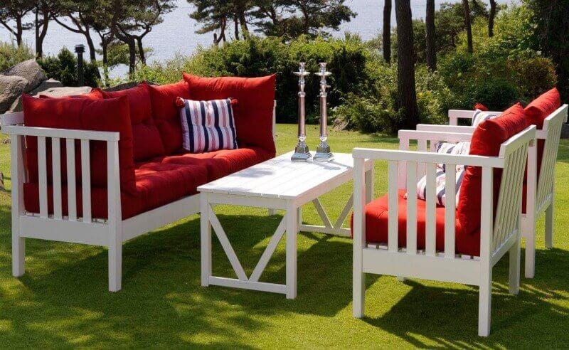 мебель в восточном стиле для сада и дачи