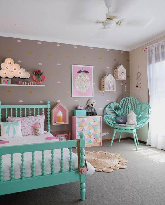 шпалери в дитячій кімнаті