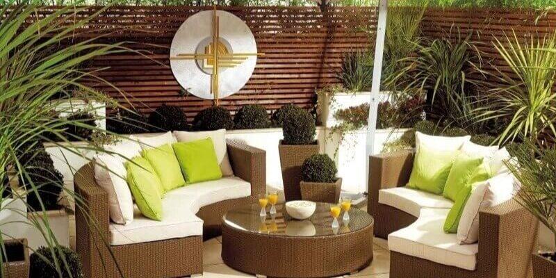 садовая мебель как выбрать