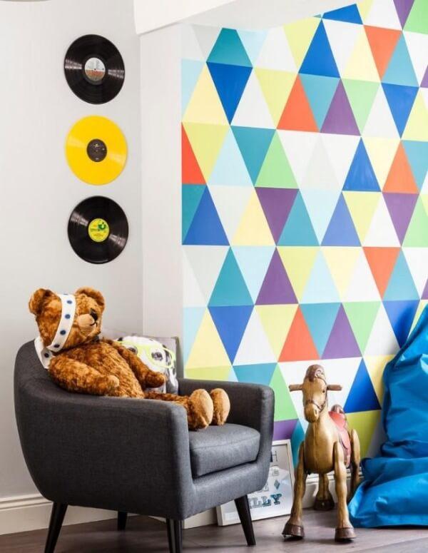 сучасний стиль дитячої кімнати