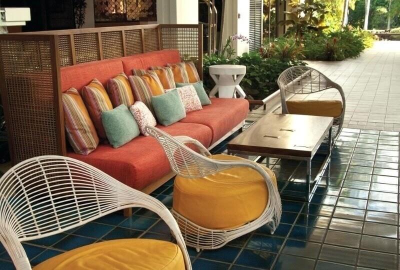 японский стиль мебели для дачи
