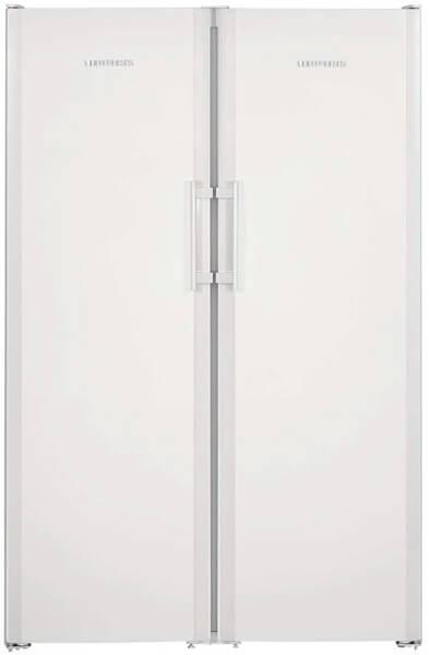 холодильник сайд бай сайд IEBHERR SBS 7212