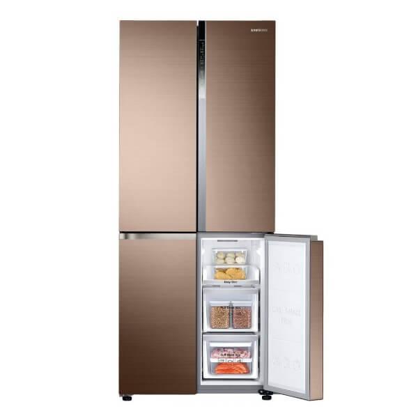 холодильник сайд бай сайд SAMSUNG RF50K5960DP/UA