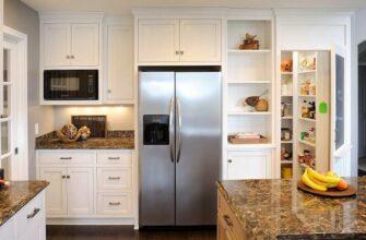 холодильники сайд-бай-сайд