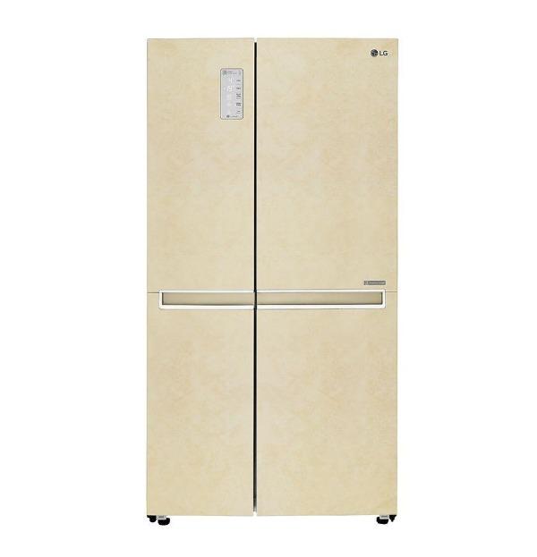 холодильник сайд бай сайд LG-GC-B247SEUV