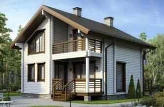 Дом из сип панелей или каркасный дом