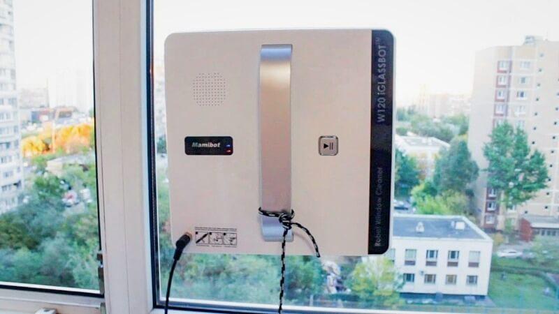 квадратний робот мийник вікон