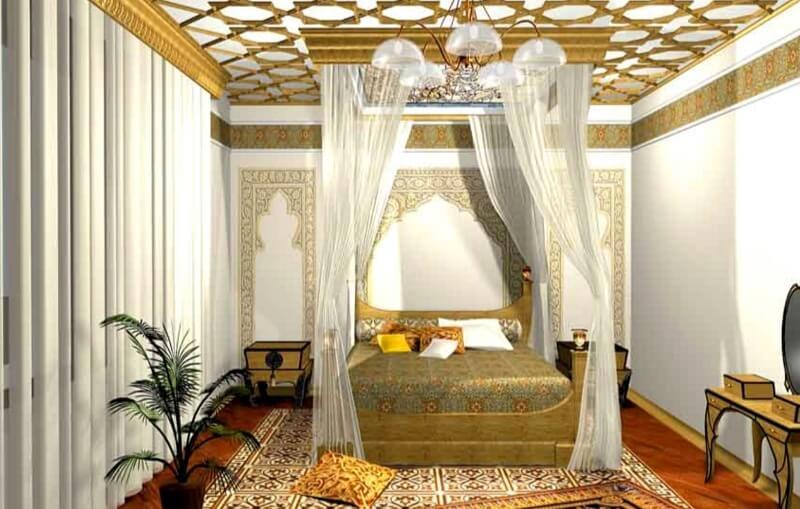 арабська дизайн інтер'єру