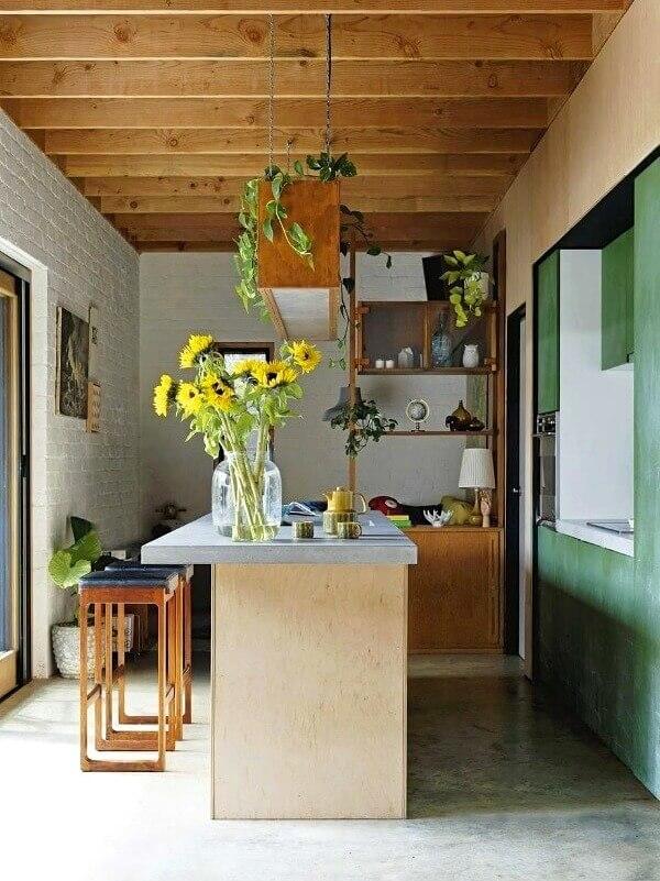 эко-стиль маленькая квартира