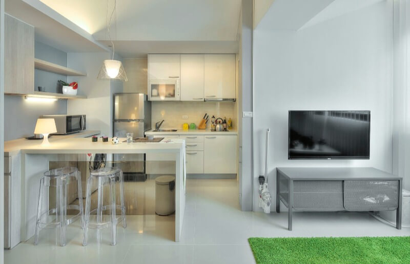 функціоналізм маленька квартира