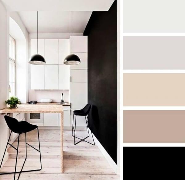 кухня поєднання кольорів