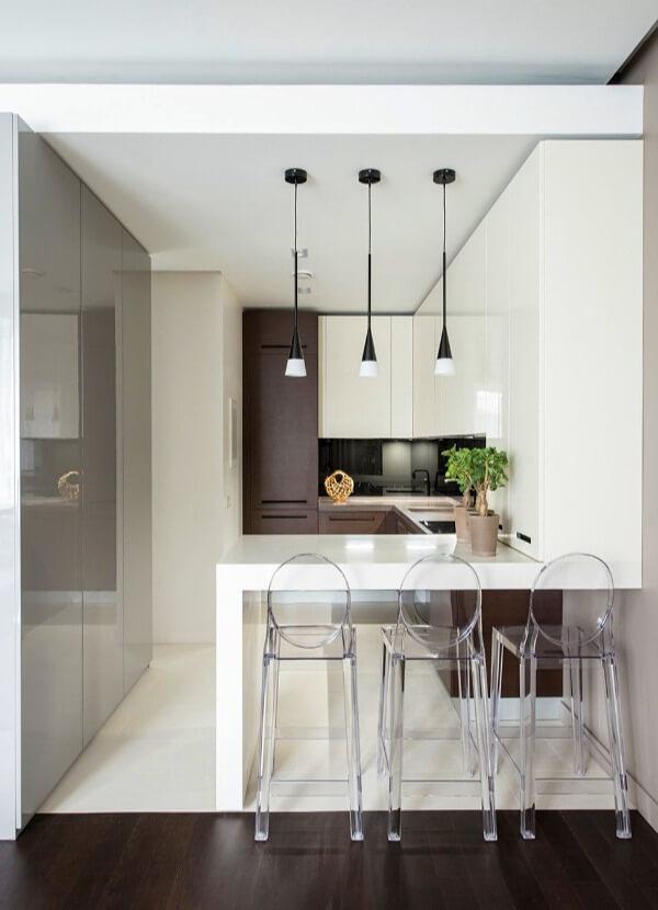 маленькая квартира минимализм