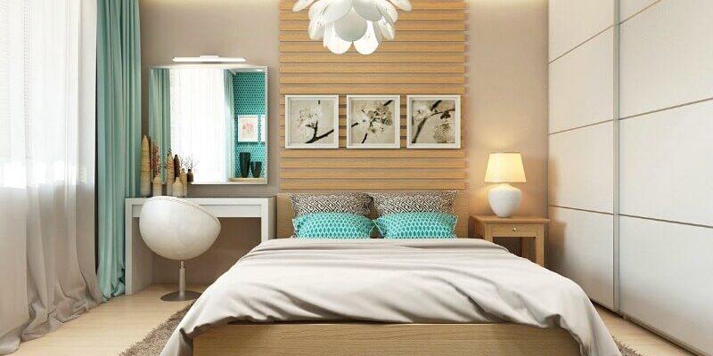 дизайн маленької спальні