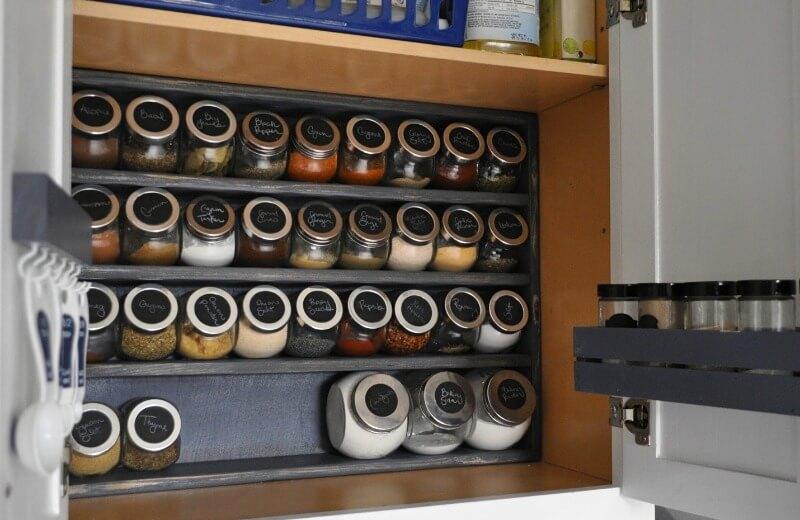 система хранения кухня