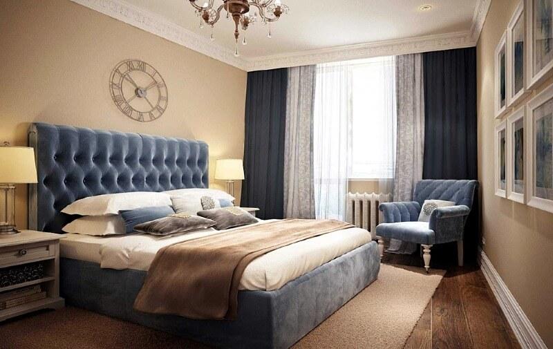 поєднання кольорів спальня