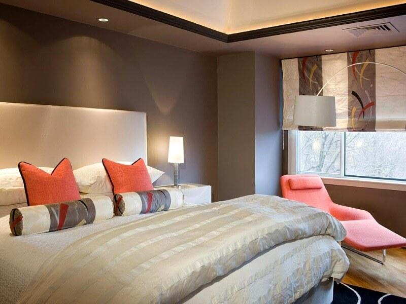 поєднання кольорів у спальні