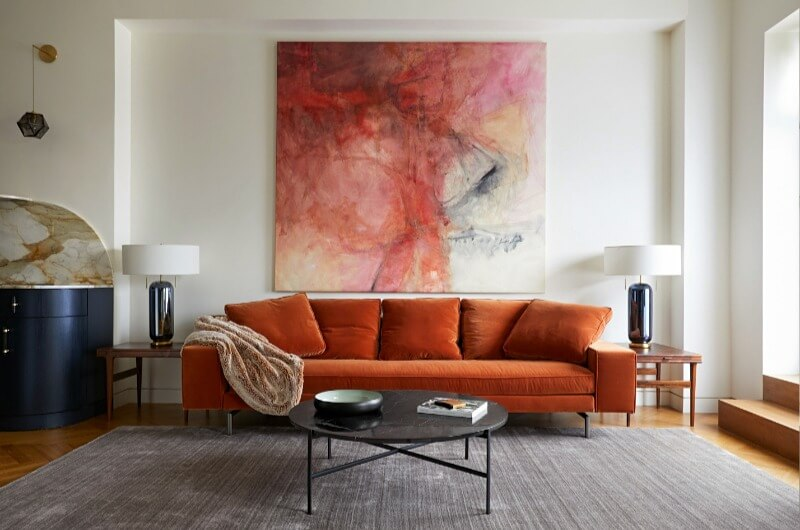 Дизайн гостиной 2020 — современные решения оформления интерьера (фото)