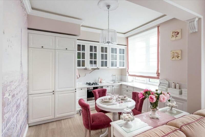 дизайн кухні студії прованс