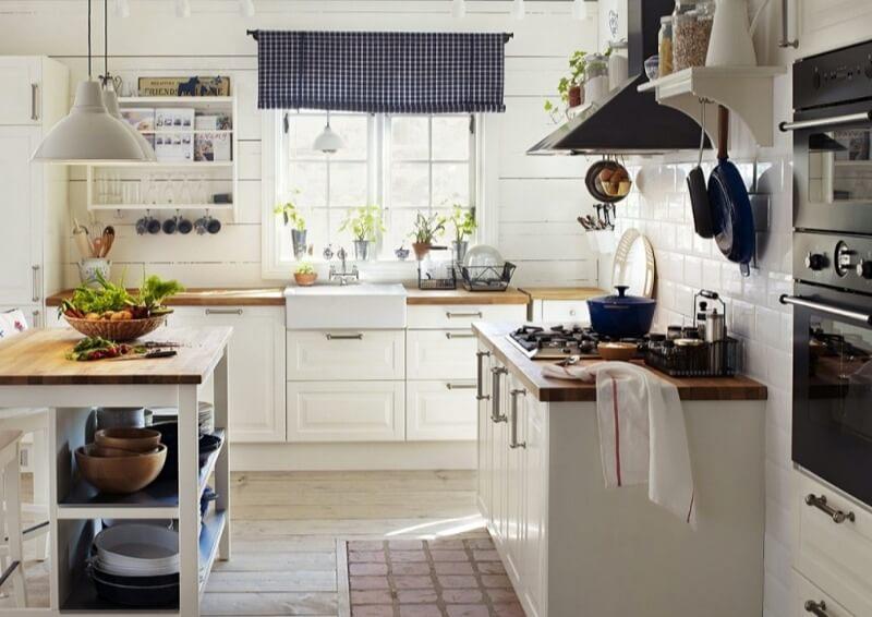 кухня прованс інтер'єр