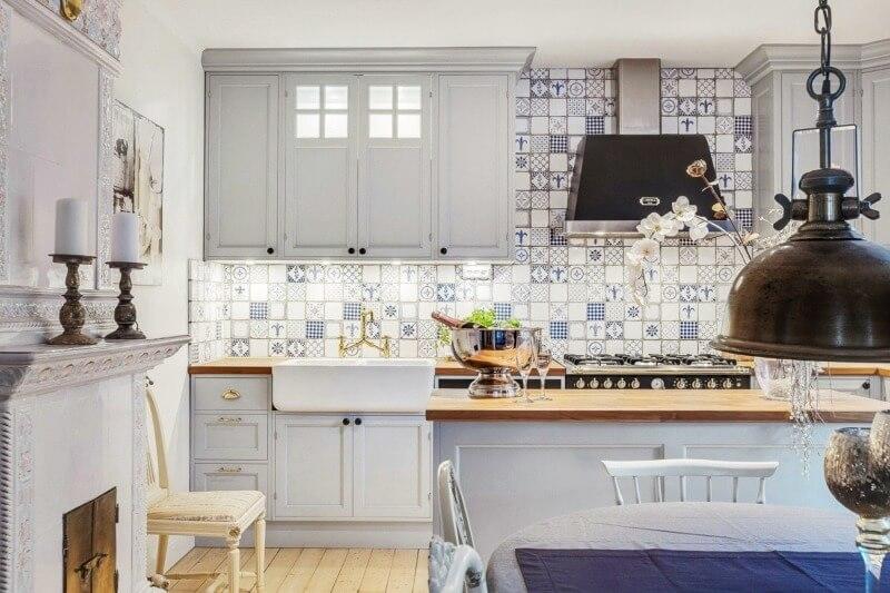 кухня прованс меблі