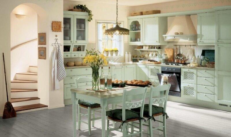 кухня з натуральних матеріалів