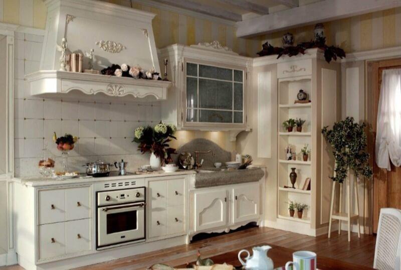 кухня в стилі прованс