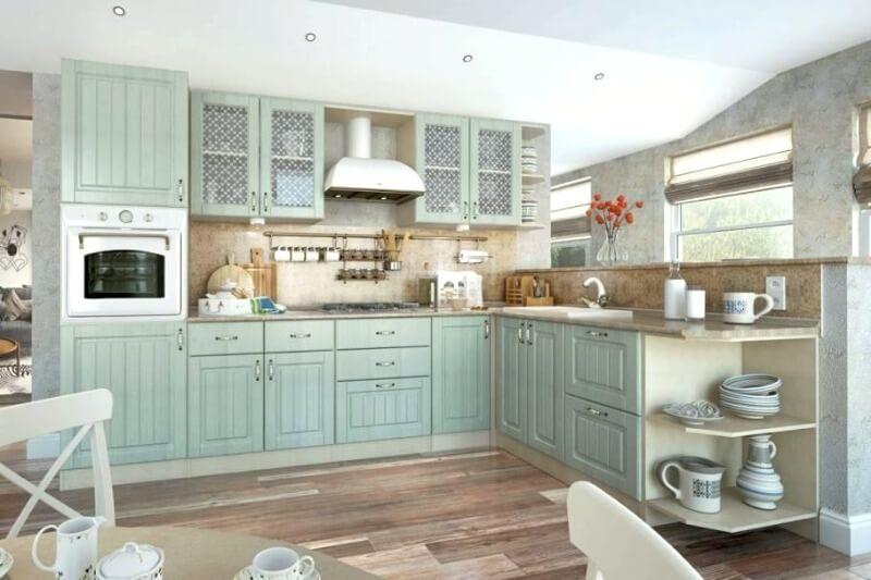 особливості стилю прованс кухня
