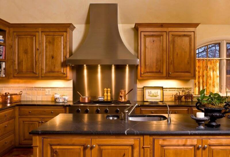 обробка кухні прованс