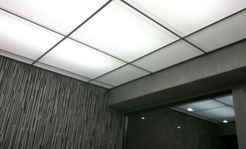 потолок в ванную какой лучше выбрать
