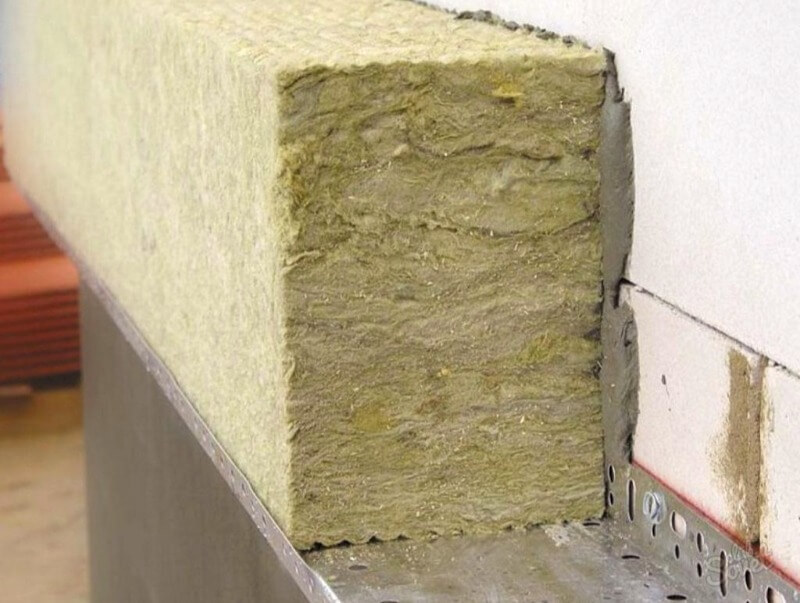 утепление стен минватой