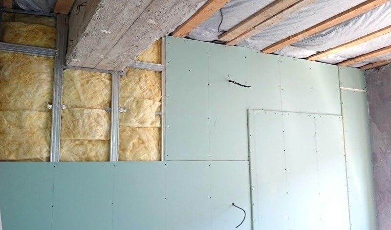 утепление стен изнутри как избежать недостатки