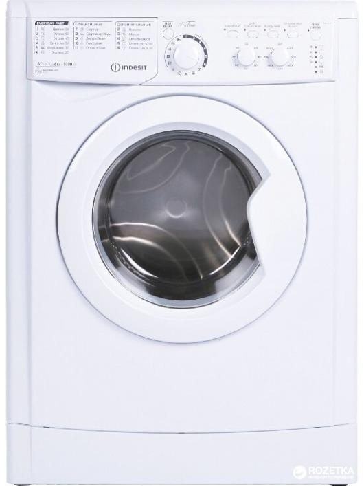 пральна машина INDESIT E2SC 2160 W UA