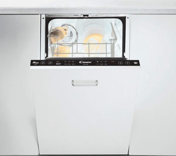 Вбудована посудомийна машина CANDY CDI 1L949