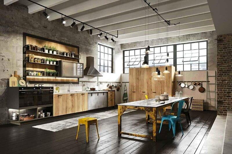 стіл на кухні