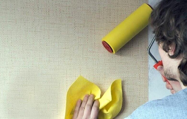 вінілові шпалери на паперовій основі