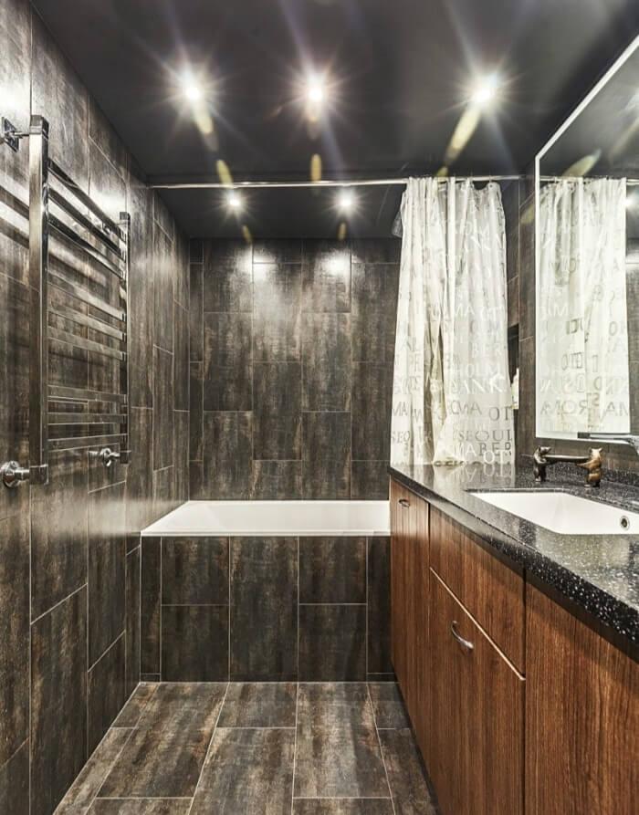 ванна гламурний лофт