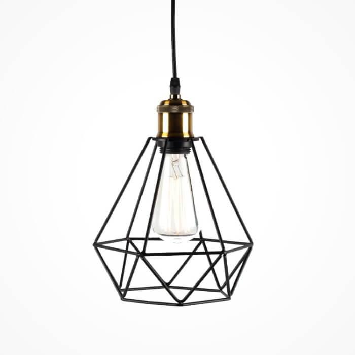 лампа лофт