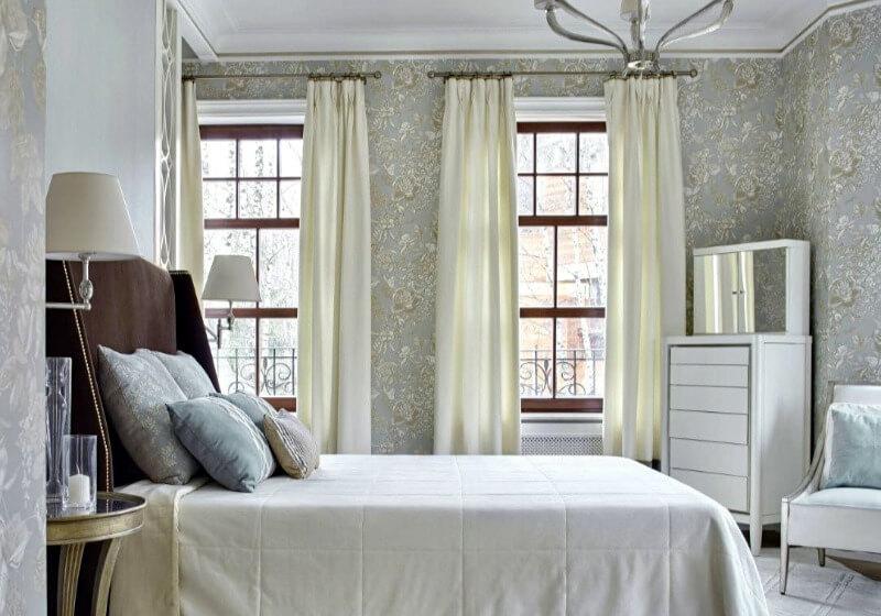 шторы пастельные оттенки