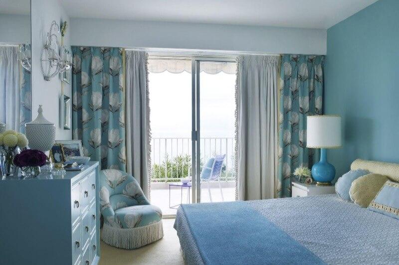 узоры штор для спальни
