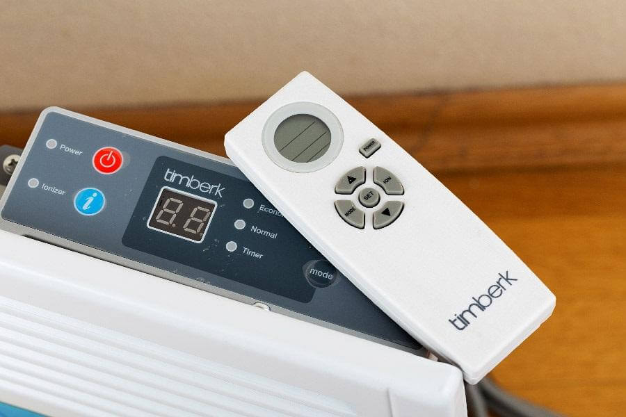 Как выбрать конвектор с электронным термостатом