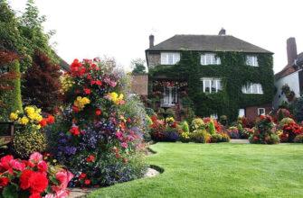 Ландшафтный дизайн в Голландском стиле