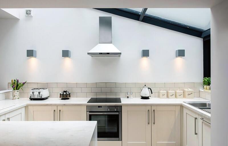 Настенные светильники на кухню