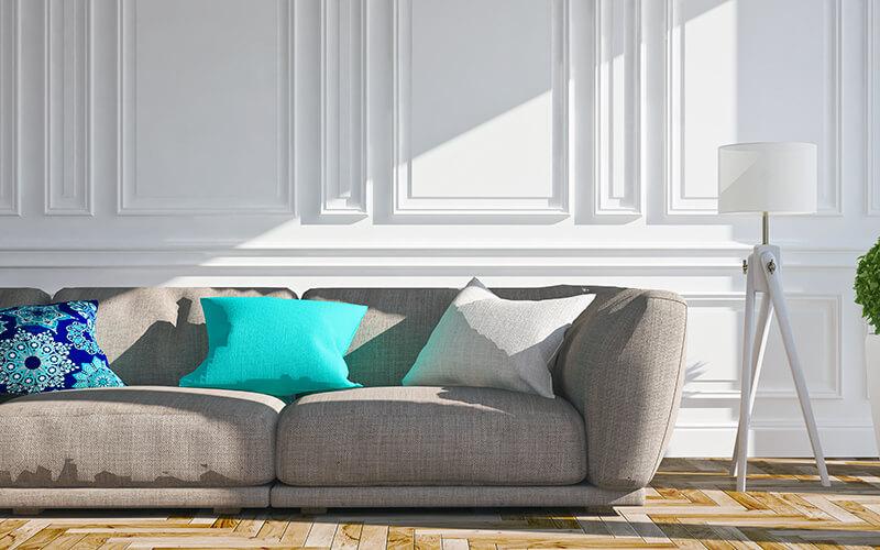 дизайн интерьера 2021 с использованием мебели-трансформера